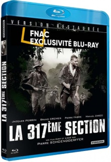 La 317ème section (1965) de Pierre Schoendoerffer - Packshot Blu-ray