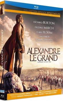 Alexandre le Grand (1956) de Robert Rossen