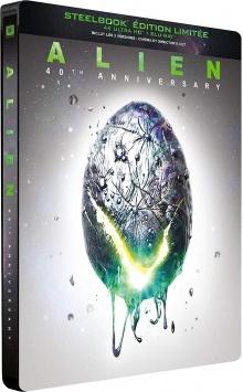 Alien (1979) de Ridley Scott – Packshot Blu-ray 4K Ultra HD