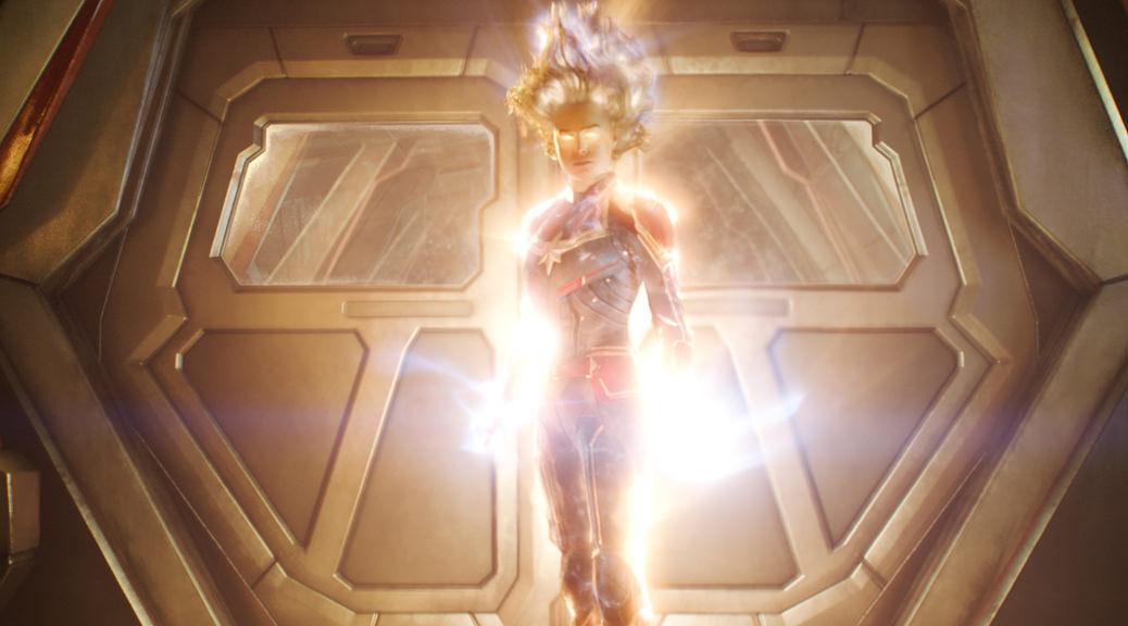 Captain Marvel - Image une fiche film