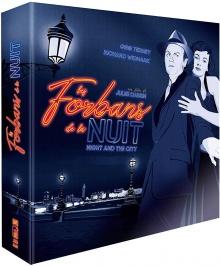 Les Forbans de la nuit (1950) de Jules Dassin - Packshot Blu-ray