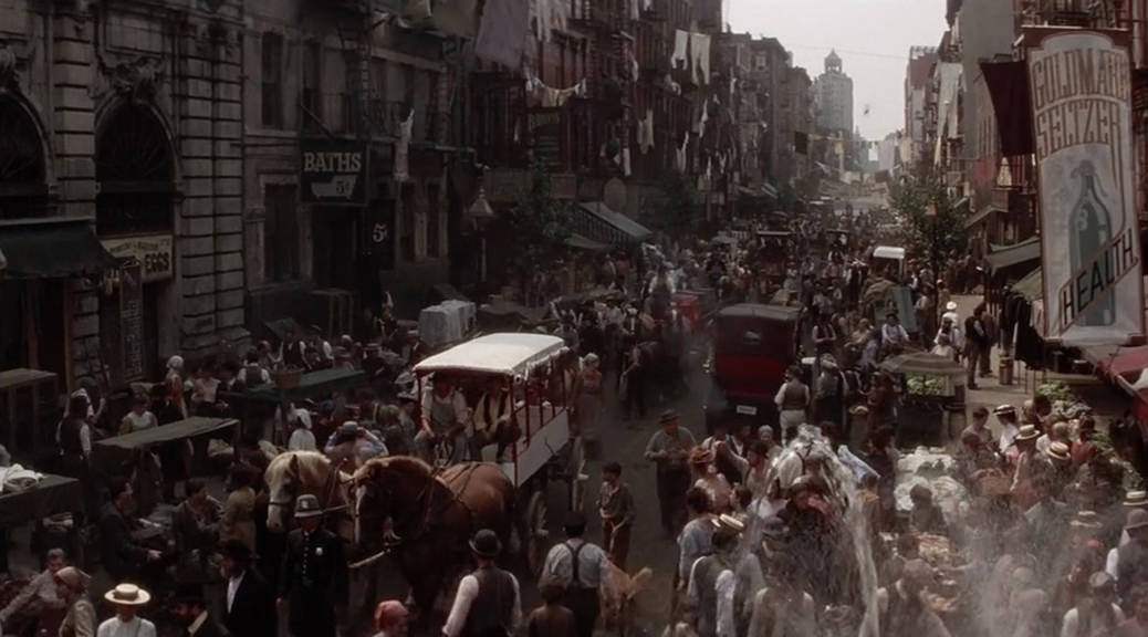 Ragtime - Image une Test Blu-ray