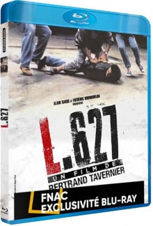L.627 (1992) de Bertrand Tavernier - Packshot Blu-ray