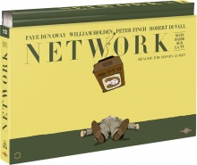 Network (1976) de Sidney Lumet - Édition Coffret Ultra Collector - Blu-ray + DVD + Livre