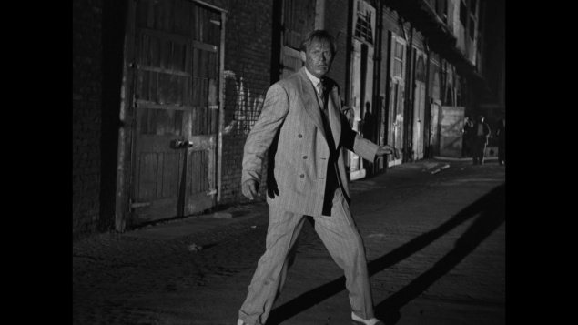 Les Forbans de la nuit (Night and the City) - Capture Blu-ray Criterion