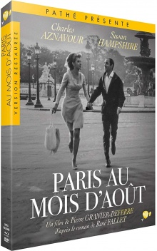 Paris au mois d'août (1966) de Pierre Granier-Deferre