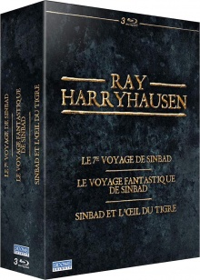 Ray Harryhausen - Packshot Blu-ray
