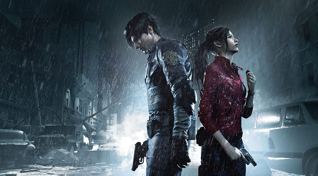 Resident Evil 2 (Remake) - Playstation 4