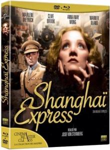 Shanghaï Express (1931) de Josef von Sternberg