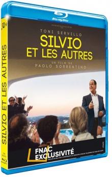 Silvio et les autres - Jaquette Blu-ray