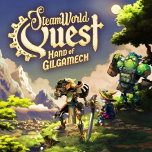 SteamWorld Quest : Hand of Gilgamech - Nintendo Switch