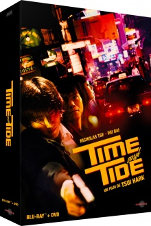 Time and Tide (2000) de Tsui Hark - Packshot Blu-ray