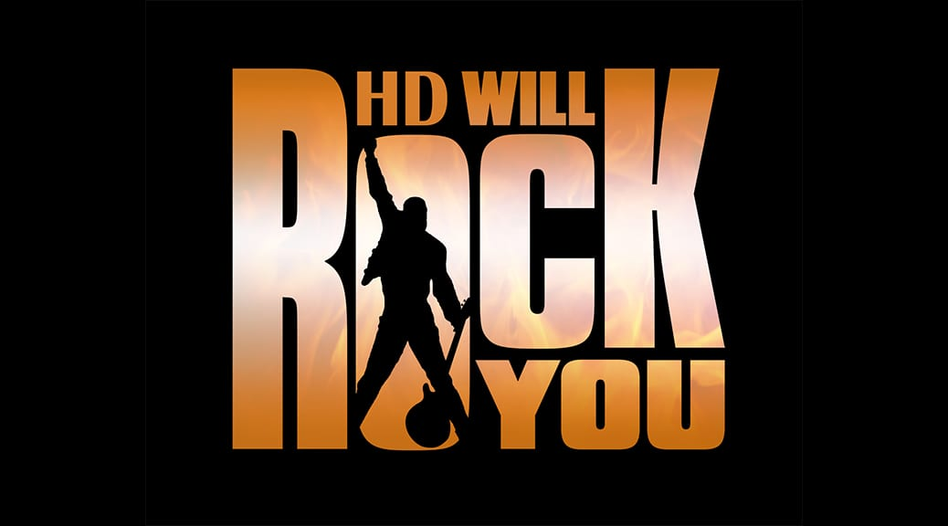 We will rock you - Sorties Blu-ray Mars 2019