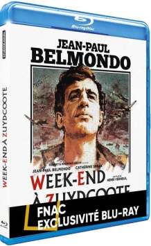 Week-end à Zuydcoote (1964) de Henri Verneuil - Packshot Blu-ray