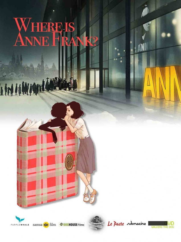 Where is Anne Frank ? - Ari Folman