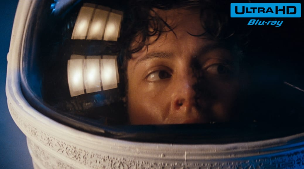 Alien, le 8ème passager (1979) de Ridley Scott – Blu-ray 4K Ultra HD