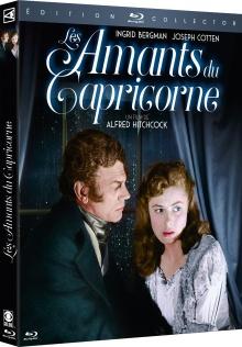Les Amants du Capricorne - Jaquette Blu-ray
