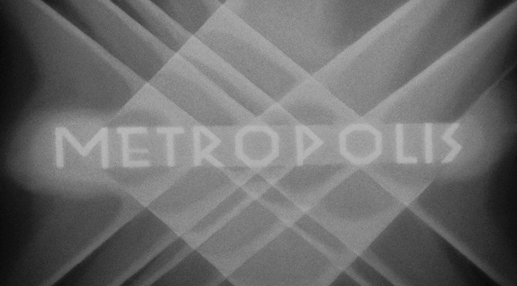 Metropolis - Image une critique