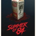 Summer of '84 - Affiche