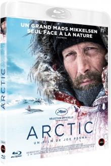 Arctic (2018) de Joe Penna - Packshot Blu-ray