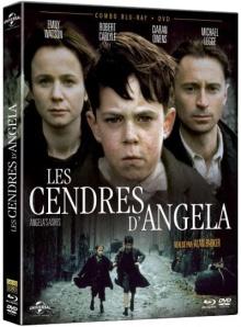 Les Cendres d'Angela (1999) de Alan Parker - Packshot Blu-ray