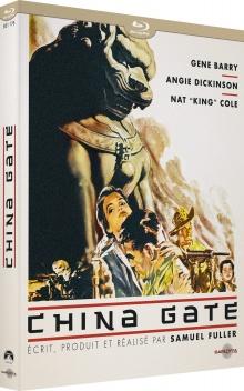 China Gate (1957) de Samuel Fuller - Packshot Blu-ray