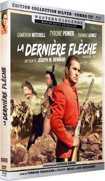 La Dernière flèche (1952) de Joseph M. Newman - Packshot Blu-ray