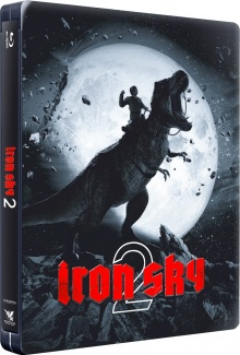 Iron Sky 2 (2019) de Timo Vuorensola - Packshot Blu-ray