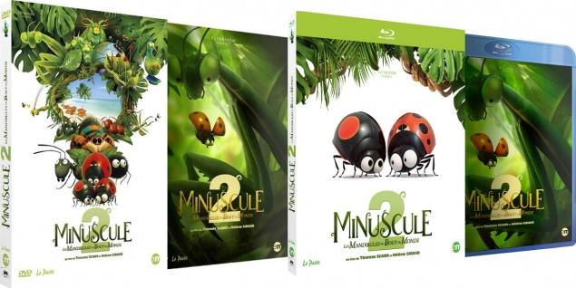 Minuscule 2 - Présentation DVD et Blu-ray