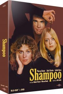 Shampoo (1975) de Hal Ashby - Packshot Blu-ray