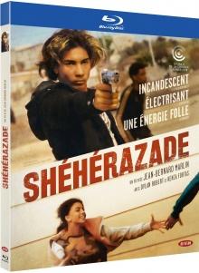 Shéhérazade (2018) de Jean-Bernard Marlin - Packshot Blu-ray