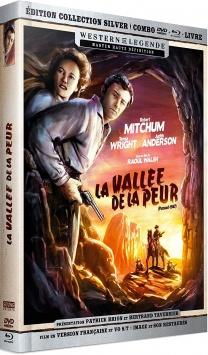 La Vallée de la peur (1947) de Raoul Walsh - Packshot Blu-ray