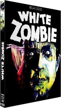 White Zombie (1932) de Victor Halperin - Packshot Blu-ray