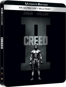 Creed II (2018) de Steven Caple Jr. – Packshot Blu-ray 4K Ultra HD