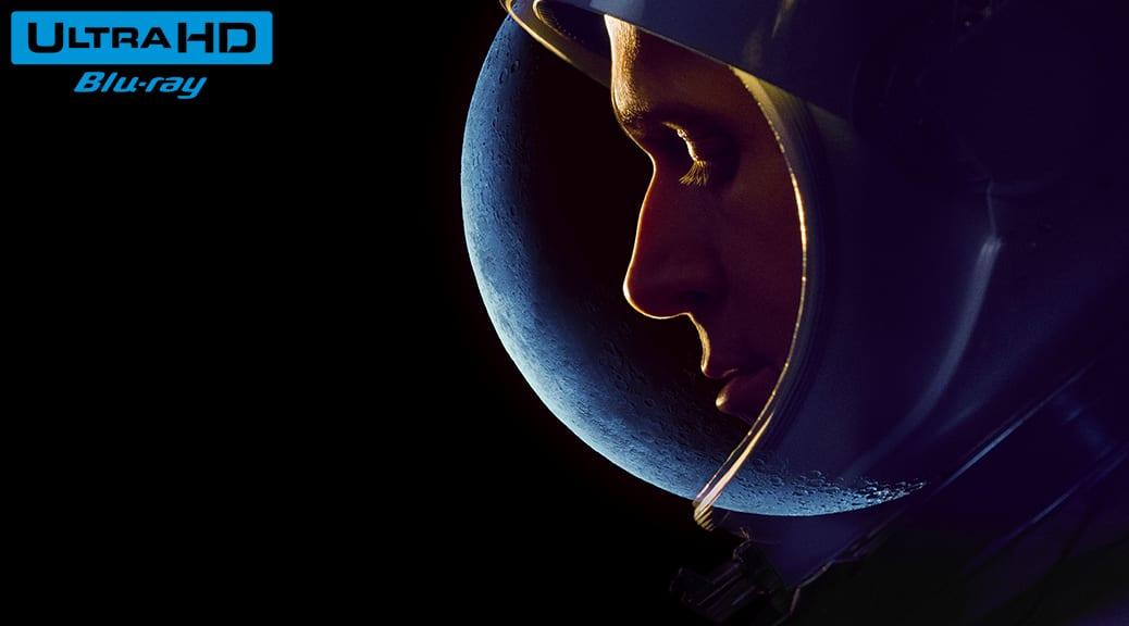 First Man : Le premier homme sur la lune (2018) de Damien Chazelle – Blu-ray 4K Ultra HD