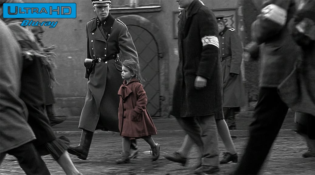 La Liste de Schindler (1993) de Steven Spielberg – Blu-ray 4K Ultra HD