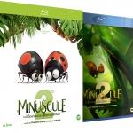 Minuscule 2 - Jaquette Blu-ray