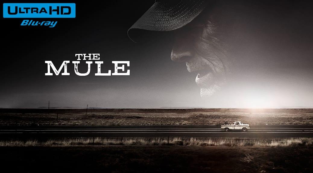 La Mule (2018) de Clint Eastwood – Blu-ray 4K Ultra HD