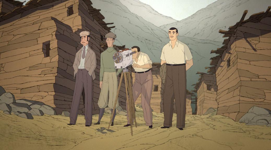 Buñuel après l'âge d'or - Image une fiche film