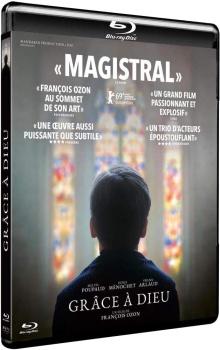 Grâce à Dieu (2018) de François Ozon - Packshot Blu-ray