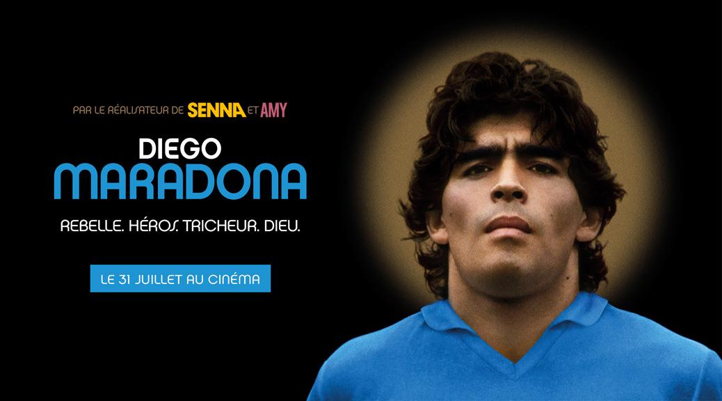 Diego Maradonna - Image une fiche film