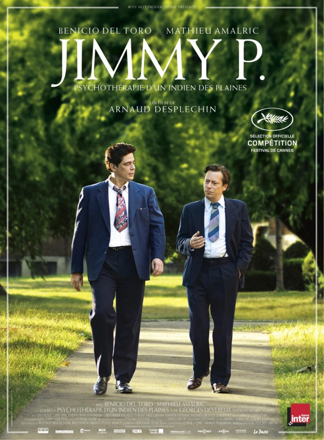 Jimmy P. - Affiche