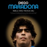Maradona - Affiche