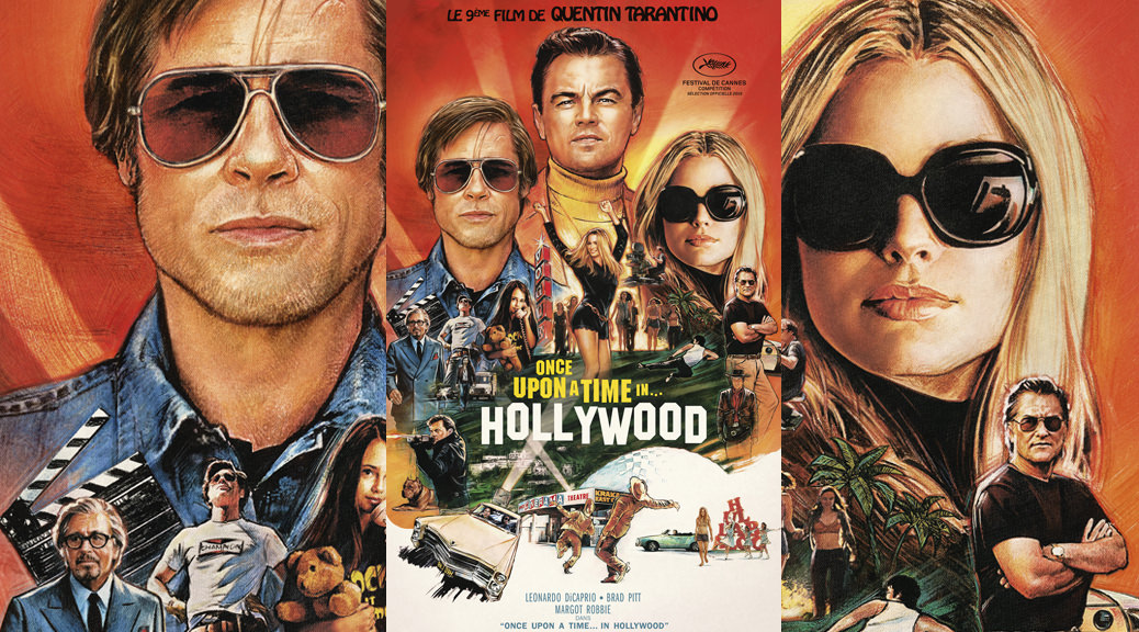 Once Upon a Time… in Hollywood - Image une fiche film