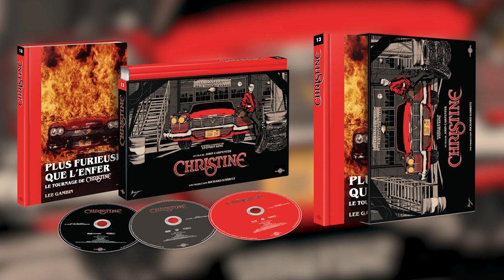 Carlotta - Christine - Image une news Blu-ray