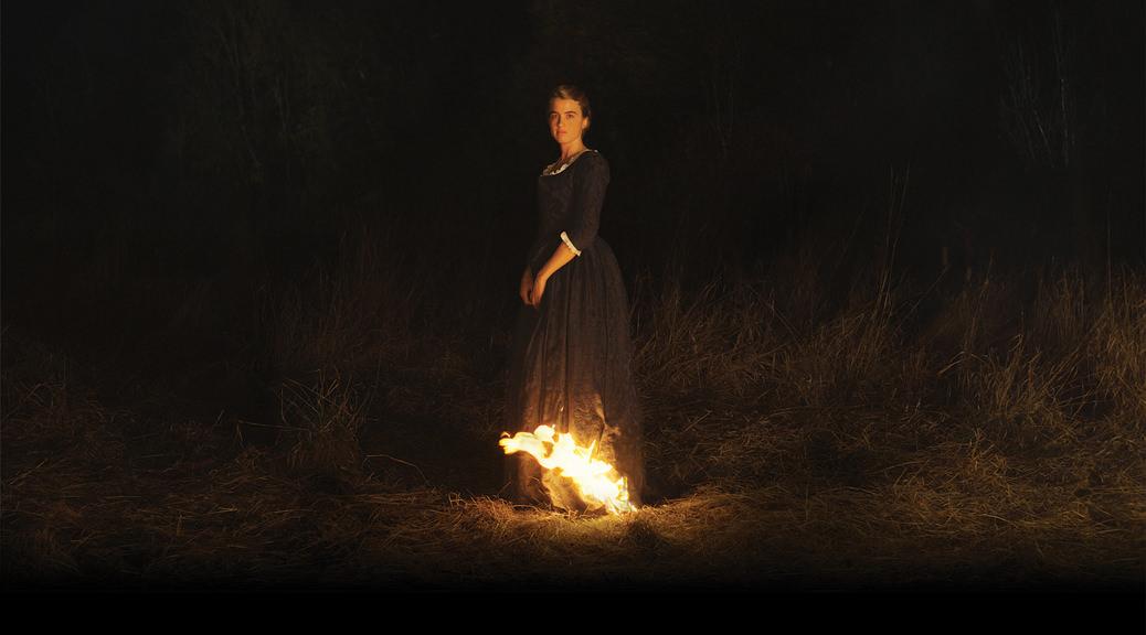 Portrait de la jeune fille en feu - Image une fiche film
