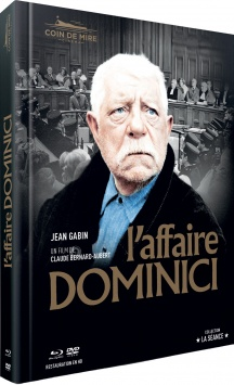 L'Affaire Dominici - Cover Blu-ray