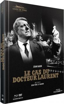 Le Cas du Docteur Laurent - Jaquette Blu-ray 3D