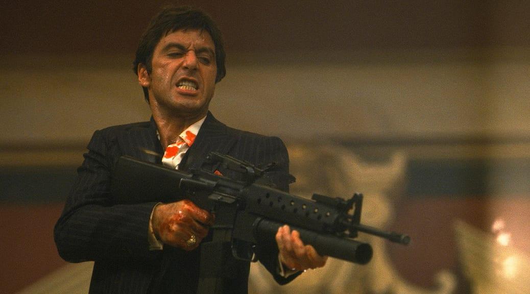Scarface (1983) de Brian De Palma