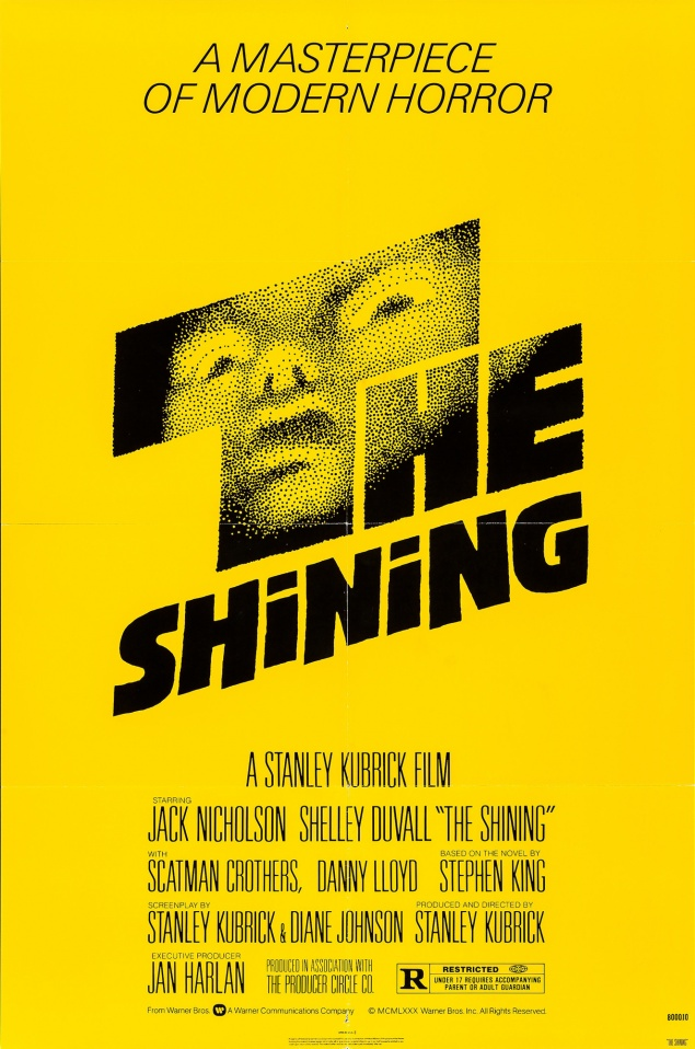The Shining - Affiche US